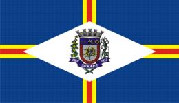 Bandeira da cidade de Sumaré